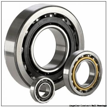 80 mm x 170 mm x 39 mm  TIMKEN 7316WN  Angular Contact Ball Bearings