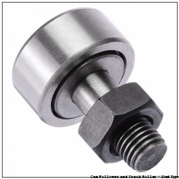 35 mm x 90 mm x 100 mm  SKF NUKRE 90 A  Cam Follower and Track Roller - Stud Type