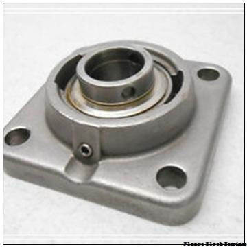 LINK BELT FC3U2M55N  Flange Block Bearings